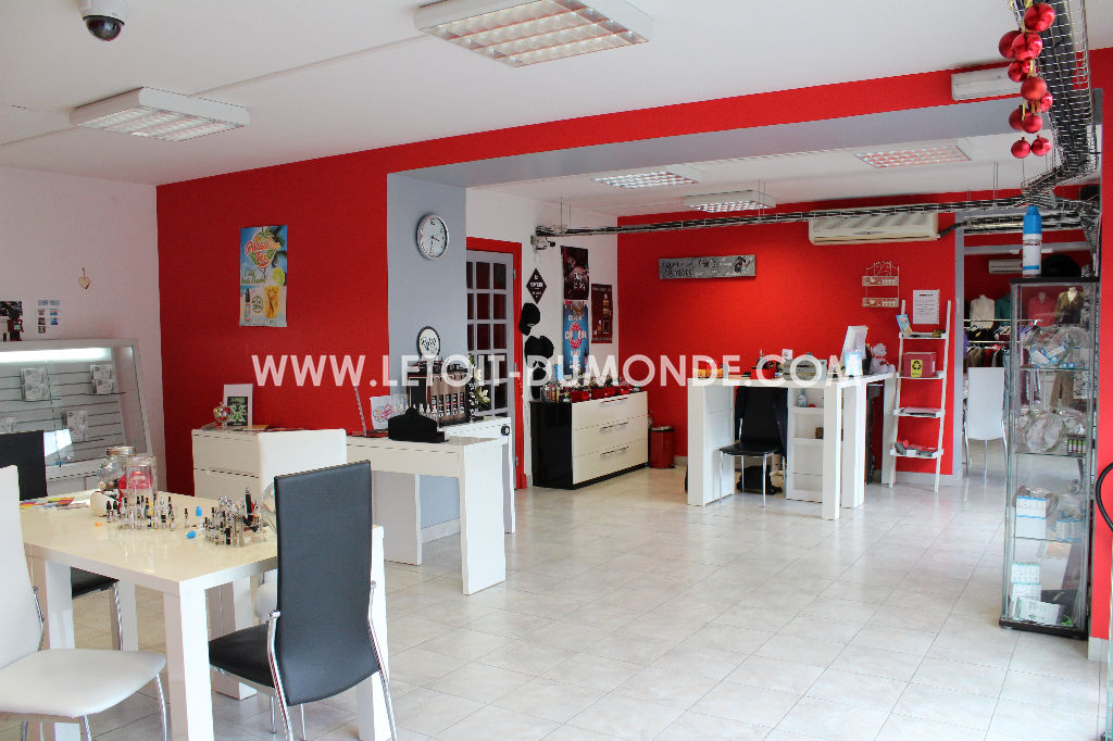 Local commercial Trelissac 127 m2