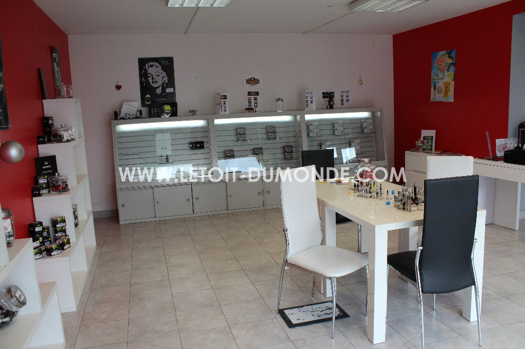 Local commercial Trelissac 127 m2 4/4